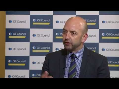 2015 Asia-Pacific Assembly: James Stevenson Wallace, NZ Petroleum & Minerals Interview