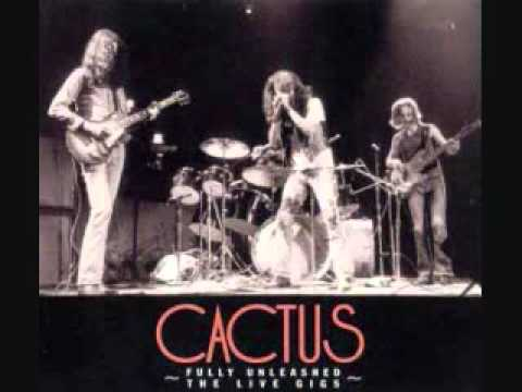 Cactus - Long Tall Sally (live in Memphis 71)