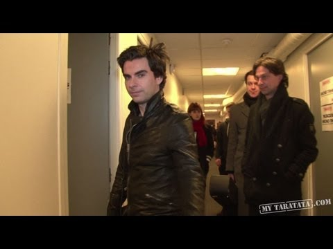 "Taratata Backstage - Stereophonics (Rehearsal ""Indian Summer"" + cover ""I put a spell on you"")"