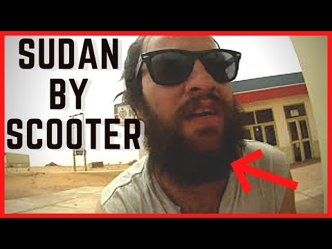 Sudan By Scooter