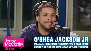 "Why O'Shea Jackson Jr. calls his daughter ""Khaleesi"" after disappointment from GoT ending"