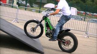 Trial Bike Freestyle