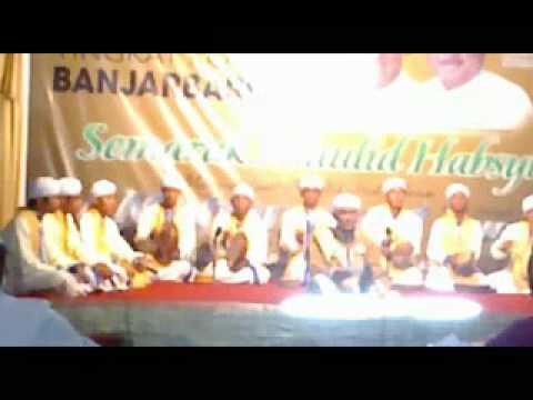 Festival maulid Al-habsyi Golkar di Banjarbaru 2012(Al-mubarokah Banjarbaru).mp4