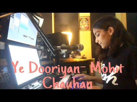 Ye Dooriyan-  Mohit Chauhan (Cover- Vatsala Sharma)