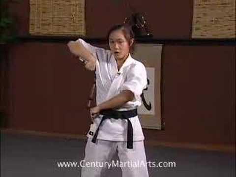 Gemma Nguyen - Nunchaku video