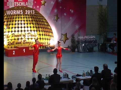 Amila Okanovic & Tim Huber - Großer Preis von Deutschland 2013