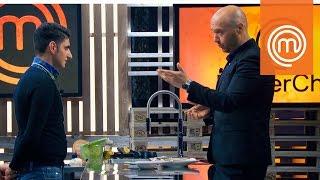 Joe Bastianich interroga Marco | MasterChef Italia 6