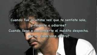 Watch Ricardo Arjona Cuando video