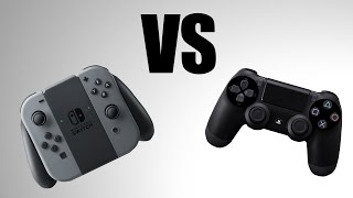 PS4 Vs. Switch -Top 10 Exclusive Games 2017