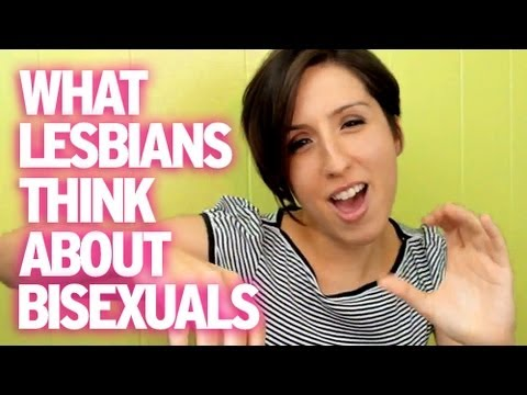 What Lesbians Think About Bisexuals video