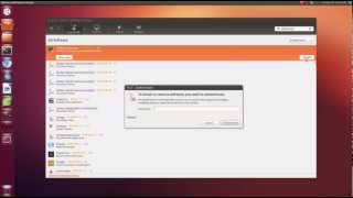 Install drivers in Ubuntu 12.10
