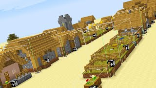 Every New Structure in the New Villages