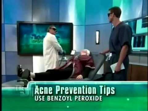 The Doctors  Acne Laser Treatment
