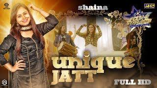 Shaina - Unique Jatt(Full Video) | Jassi-X | Folk E Stan 2018 | Mp4 Records