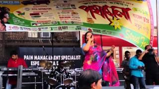 Momtaj live on jackson heights mela 2014