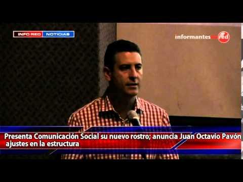 Presenta Comunicación Social de Veracruz su nuevo rostro