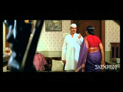 Sonali Kulkarni Molested By Sayaji Shinde - Emotional Scene -...