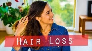 My Hair Loss Story | Yoga with Celest Pereira