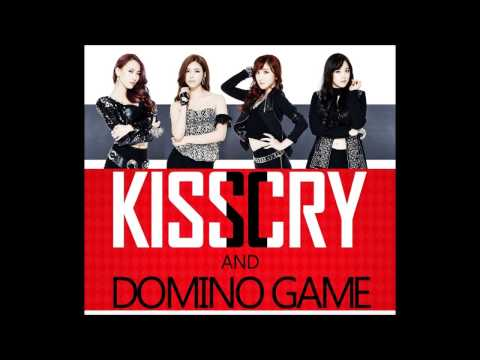 Kiss Domino Album ▶ Kiss Cry Domino Game