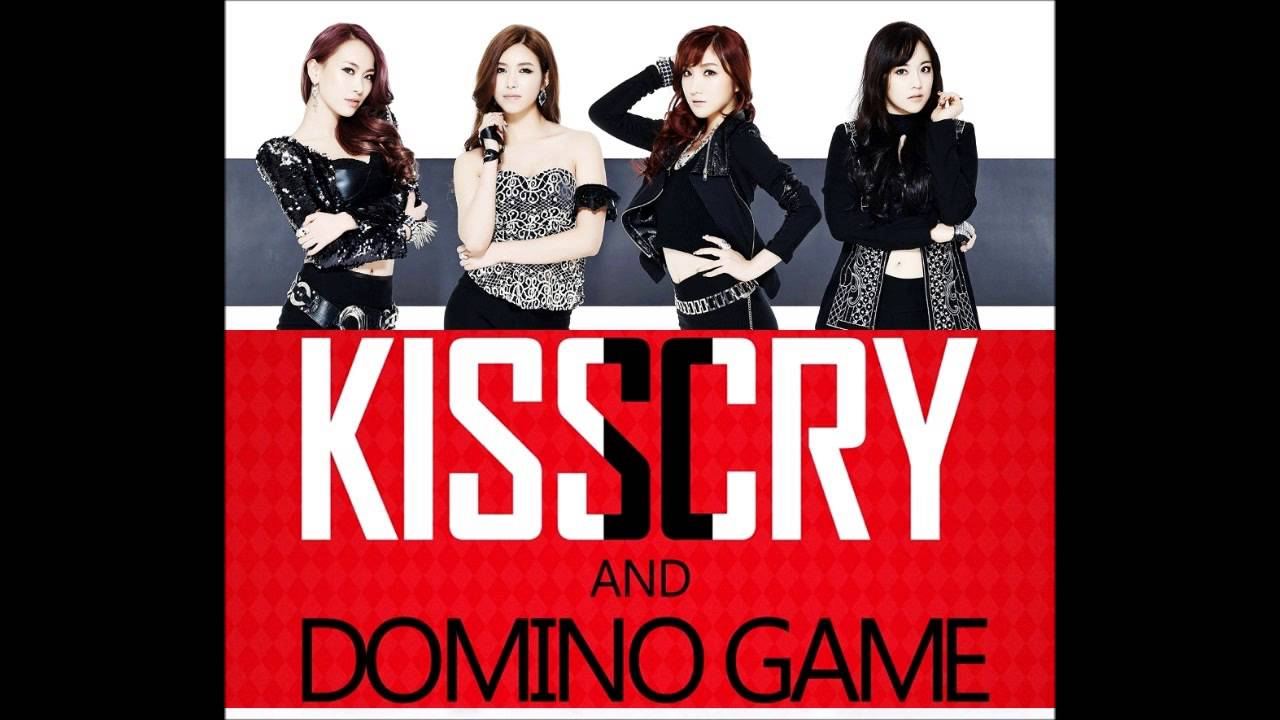 Kiss Domino Album Kiss Cry Domino Game