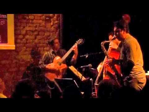 Eylul Bicer Quartet live at Nardis Jazz club - Istanbul 28-04-11