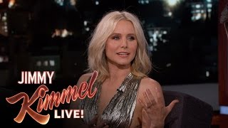Kristen Bell Was Okay with Dax Shepard's Crazy Vasectomy Story