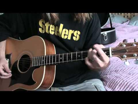 1968 Grammer Acoustic Guitar
