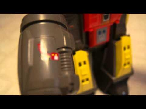 eBay: 1985 Transformers Omega Supreme 100% Working