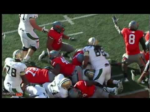 #3 Oklahoma State vs. Baylor - 2011 Raw Highlights