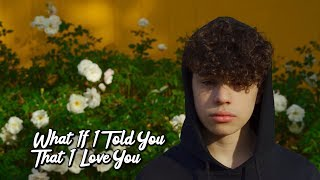 Download lagu Ali Gatie - What If I Told You That I Love You (Christian Lalama)