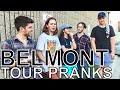 Belmont - TOUR PRANKS Ep. 370