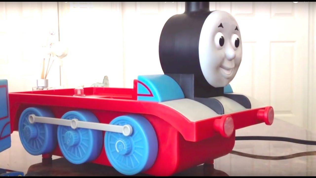 thomas  friends big thomas train  steam  humidify  pleasecheckout channel youtube