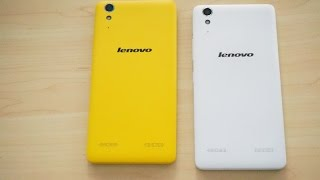 Lenovo K80 vs Lenovo K3 Note (Comparison)