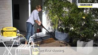 KARCHER K 2.200 Balcony Cleaner