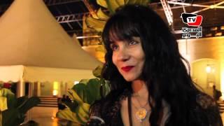 سحر رامي في مهرجان القاهرة السينمائي: لازم نواجه الإرهاب