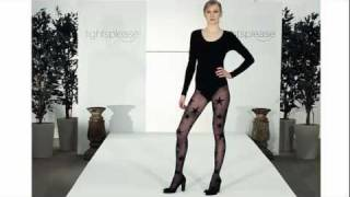 Tightsplease Henry Holland Superstar Tights on Catwalk