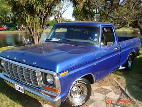 FORD F100 1973-1979 PHOTOS.wmv