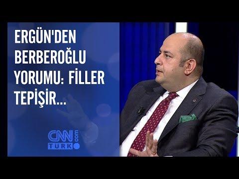 Murat Ergün'den Berberoğlu yorumu: Filler tepişir...