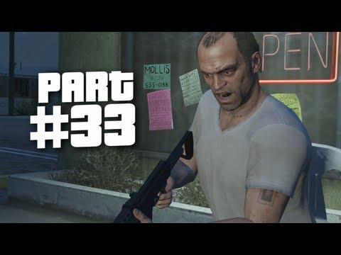 Grand Theft Auto 5 Gameplay Walkthrough Part 33 - Rampage (GTA 5)