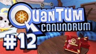 Quantum Conundrum #12 - Let's Play Quantum Conundrum Gameplay German / Deutsch