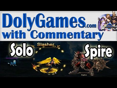 ➜ Wartune Gameplay Solo SPIRE Cosmos 190k BR with Hercules