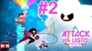 Attack the Light - Steven Universe Light RPG - iOS / Android - Walkthrough Gameplay Part 2