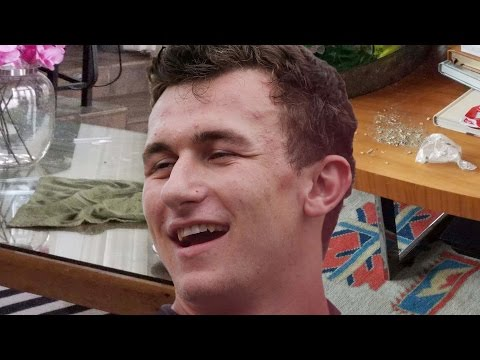 Johnny Manziel Ruins Mansion with Drug Filled Party