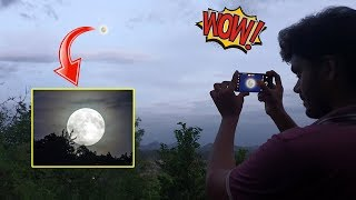 20x Zoom to MOON Test ft OPPO Reno 2  | Tamil Tech