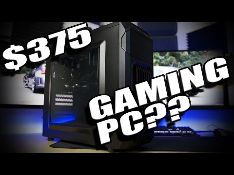 Ultra Cheap Gaming PC 2016 - Can you play games for under $400?