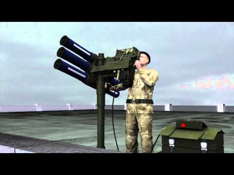 London Olympics: air defense missiles