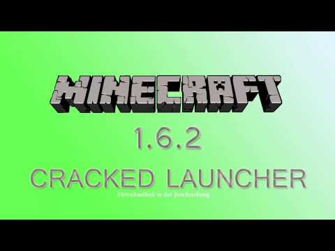 Minecraft 1.6.2 Cracked Launcher (+Updates)