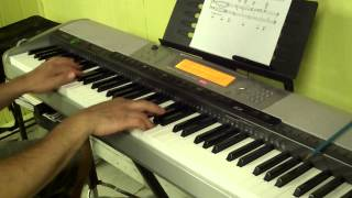 The Thin Ice - Piano Cover - Ian 85