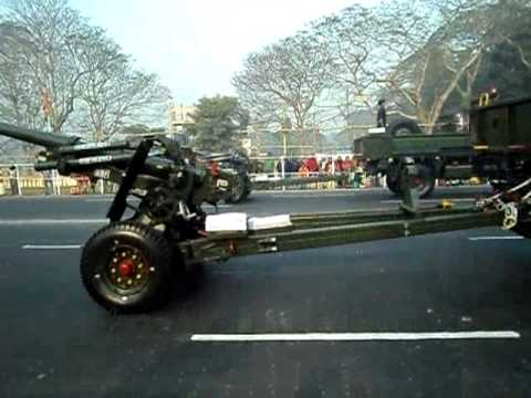 Republic Day Parade, Kolkata - 26 Jan 2011 (Part 1/3)