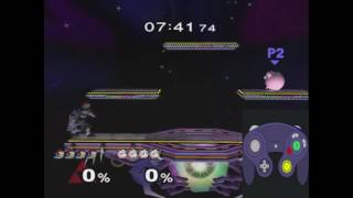 Useful Ganondorf Technique #3: Reverse Ledgedash aka Hax Dash